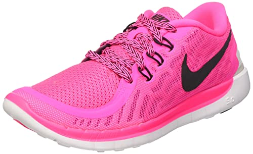 3648a12aec4b Nike Free Youth Girl s 5.0 Running Shoe