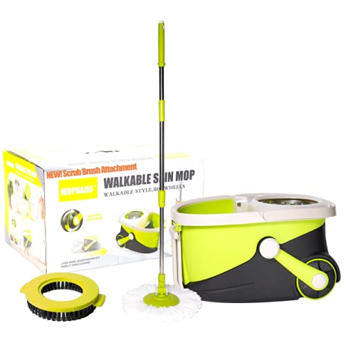 Mopnado Walkable Spin Mop