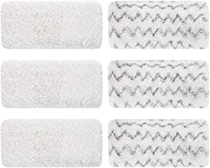 Sweepstakes: Isingo 6 Pack Steam Mop Pads for Bissell Symphony Pet Steam...