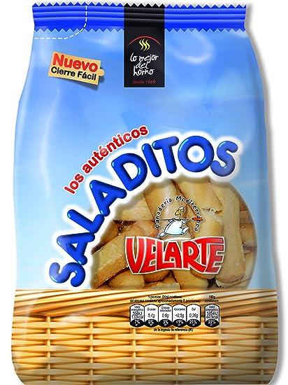 Velarte - Palitos De Pan Saladitos, 250 g