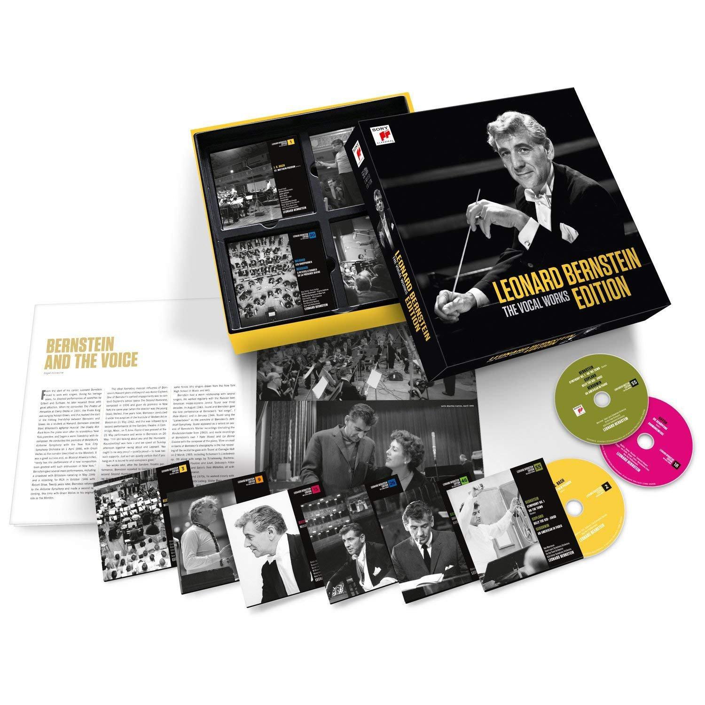 Leonard Bernstein Edition - The Vocal Works