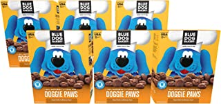 product image for Blue Dog Bakery Natural Dog Treats, Peanut Butter & Molasses, 10 Ounce Box (Pack of 6)
