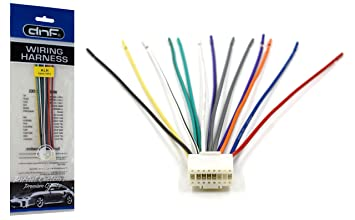 81GYVsdwR L._SX355_ amazon com dnf alpine wiring harness cdm 7854 cdm 7856 cdm 7857 alpine cda 7837 wiring diagram at aneh.co
