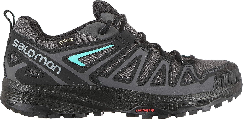 Salomon Women's X Crest GORE-TEX Hiking Shoes