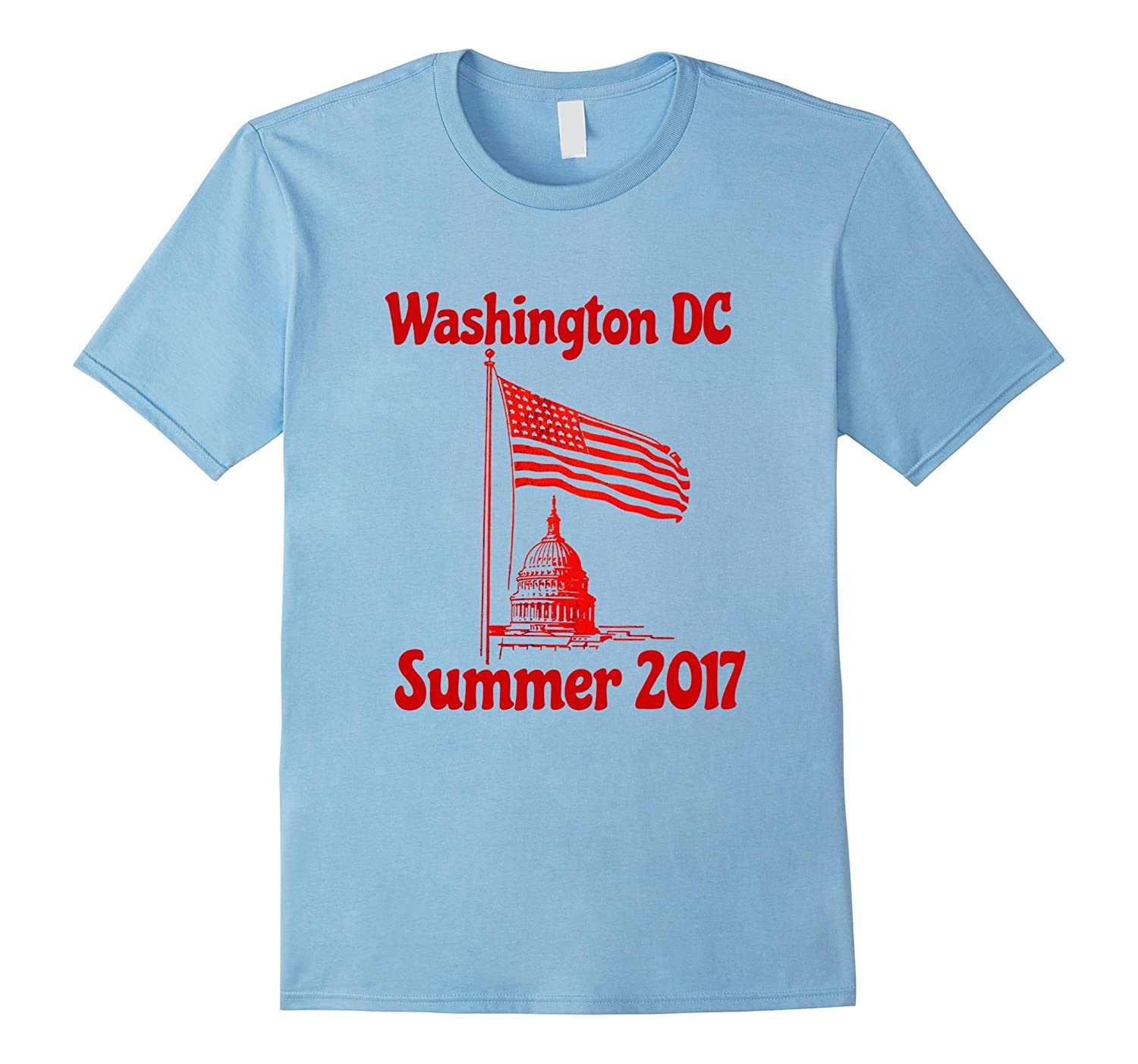 Washington DC Summer 2017 T-Shirt-Teehay