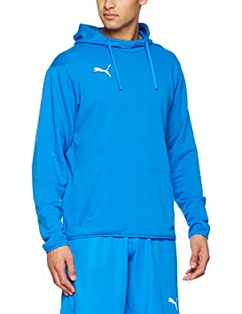 8a54d8fa1b2 Puma Liga Casuals Hoody Sweat à Capuche Homme  Amazon.fr  Sports et ...