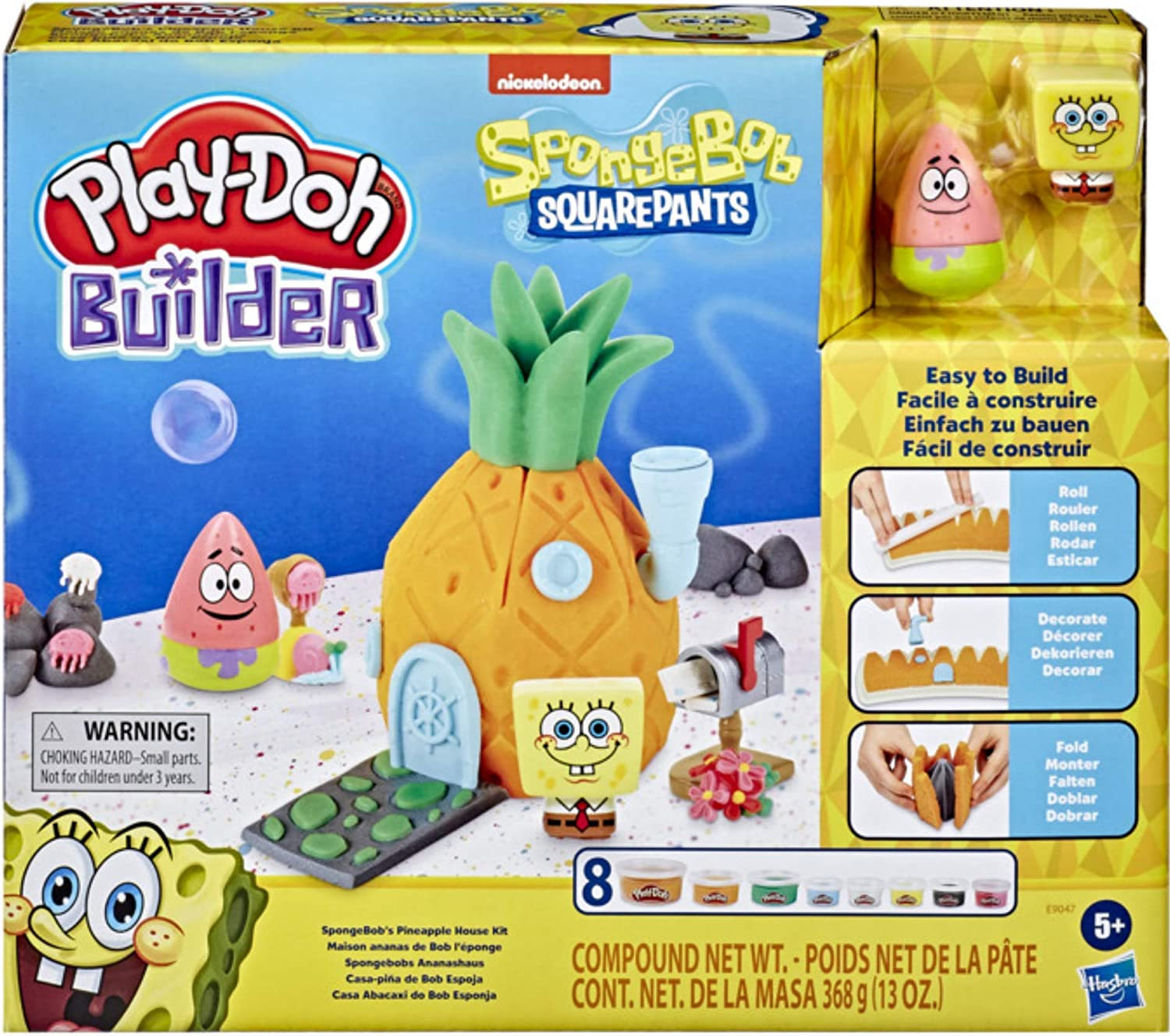Play-Doh PD Mold N FOLD Pineapple