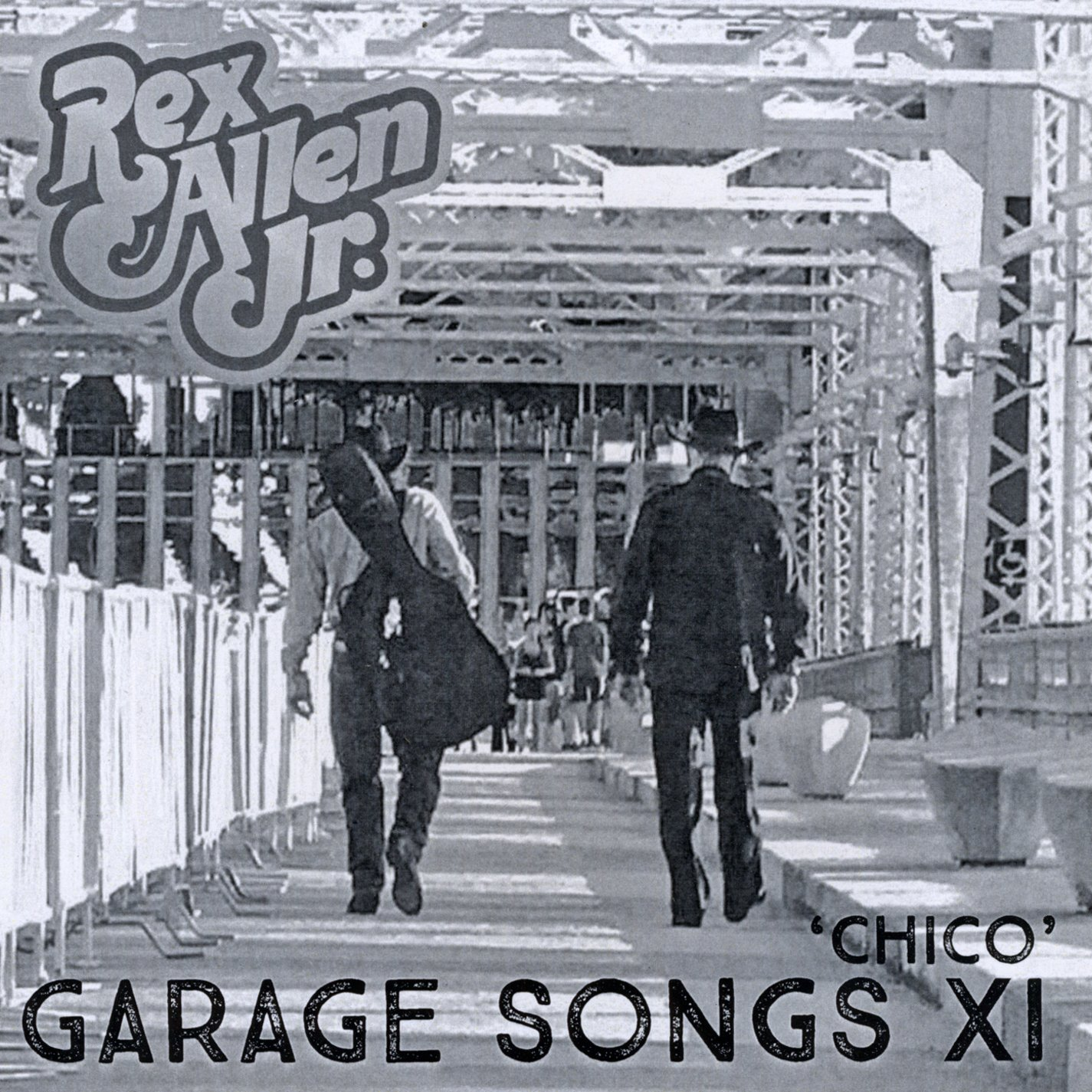 Garage Songs Xichico: Rex Allen Jr: Amazon.es: Música