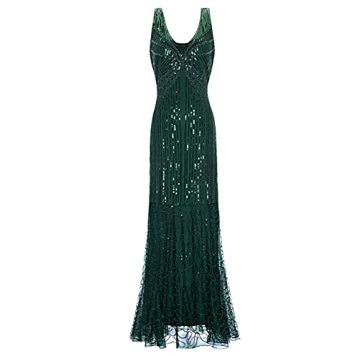 Long Gatsby Dress: Amazon.com