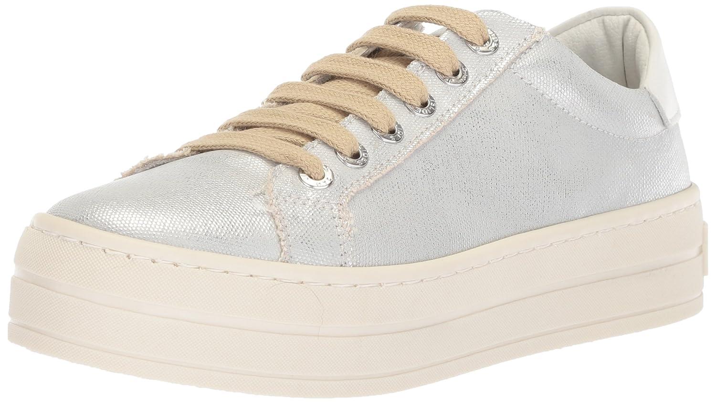 J Slides Women's Heather Sneaker B076DQK567 7 B(M) US|Silver