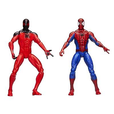 Avengers MVL Web Slingers Action Figure: Toys & Games