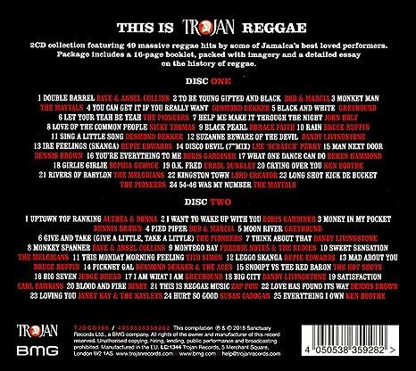 This Is Trojan Reggae: Varios, Varios: Amazon.es: Música