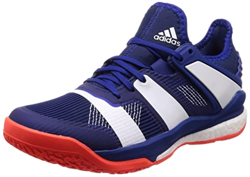 adidas Stabil X, Zapatillas de Balonmano para Hombre, (Tinmis/Ftwbla/Rojsol 000), 46 EU: Amazon.es: Zapatos y complementos