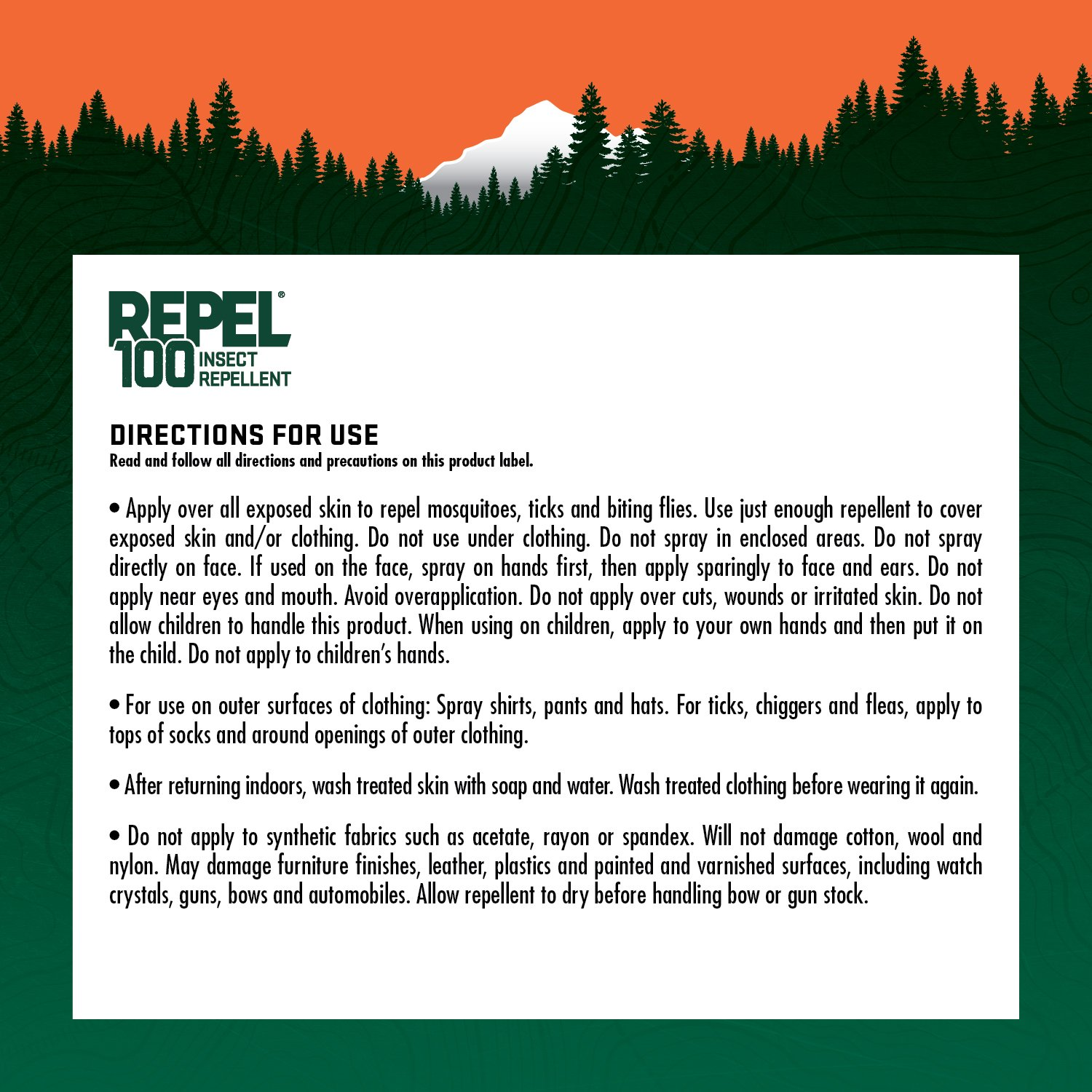 Repel 100 Insect Repellent, Pen-Size Pump Spray,0.475-Ounce by Repel (Image #4)
