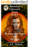 Supernatural Enforcement Bureau, Book 2, The Imprisoned Dragon and The Witch: Book 2