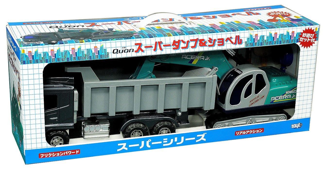 promociones de descuento Friction Quon súper Dump&Shovel Dump&Shovel Dump&Shovel Coche (japan import)  servicio considerado
