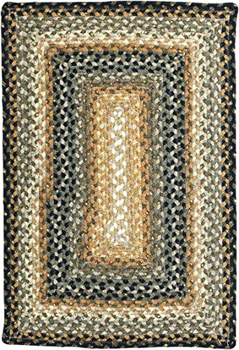 Homespice Rectangular Cotton Braided Rugs