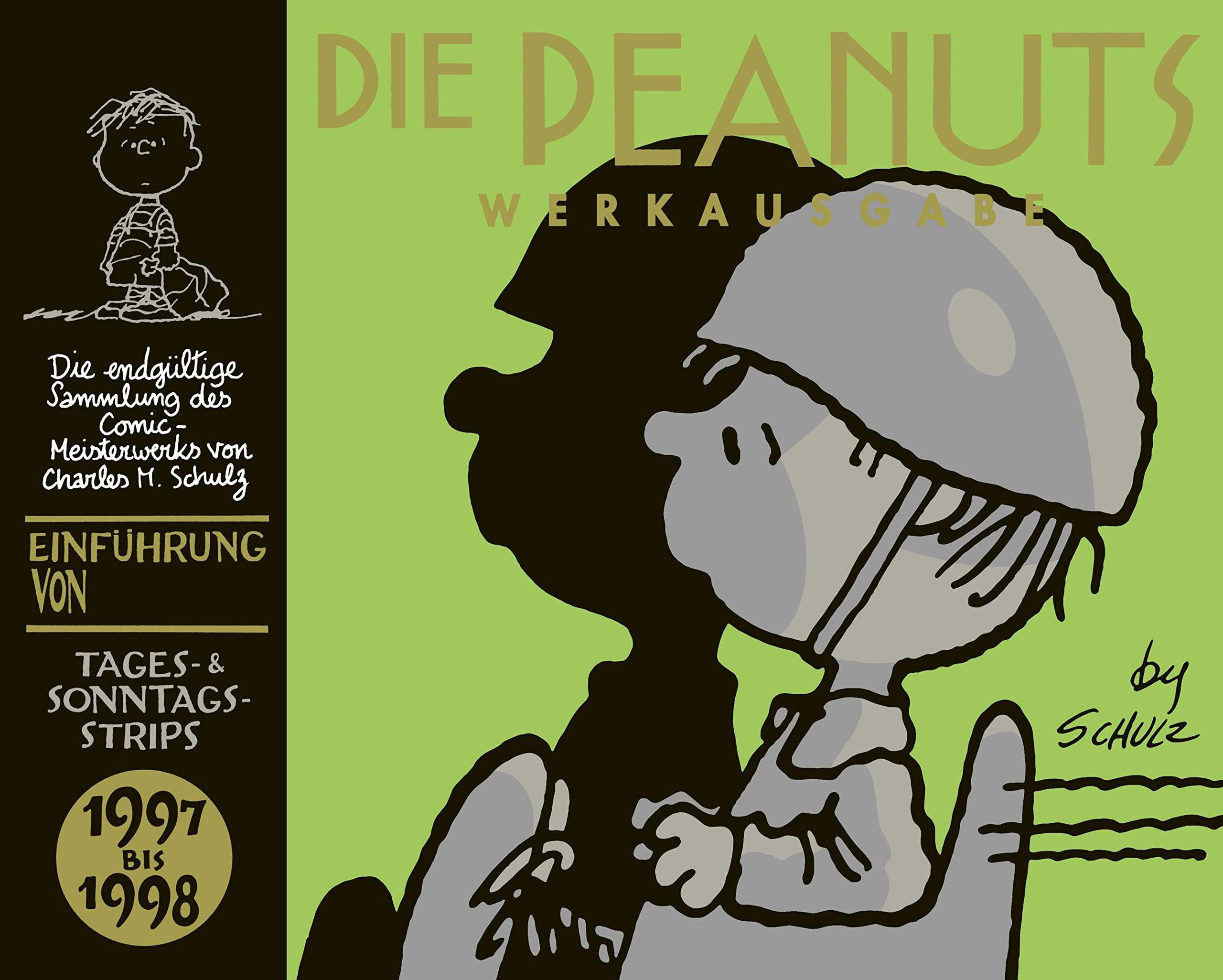 Peanuts Werkausgabe 24: 1997-1998 Gebundenes Buch – 27. Februar 2018 Charles M. Schulz Matthias Wieland Carlsen 3551790841