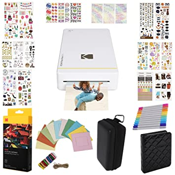 Amazon.com: Kodak - Set de regalo para mini impresora (color ...