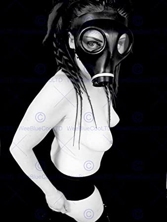 Fetish women gasmasks