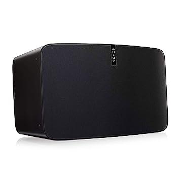 Sonos Play: 5 altavoz wifi - altavoz inteligente compatible con Apple AirPlay en dispositivos iOS y los asistentes de voz Amazon Echo o Dot, color ...