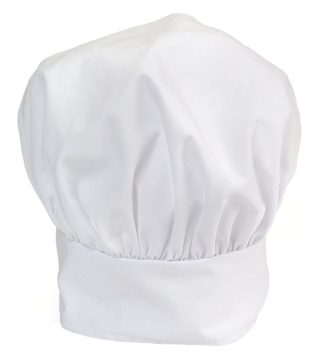 Ritz 70020 Pro Series Adjustable White Chef's Hat, One Size Fits All