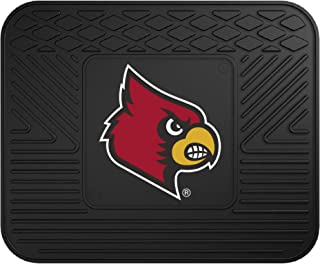 """product image for FANMATS - 10069 NCAA University of Louisville Cardinals Vinyl Utility Mat 14""""x17"""""""