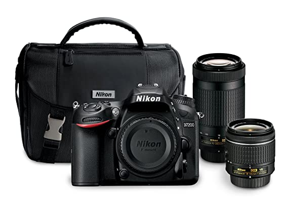Review Nikon D7200 24.2 MP