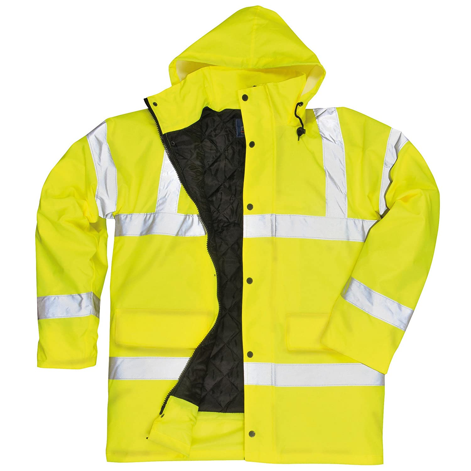 Portwest Hi-Vis Traffic Jacket (S460) / Workwear / Safetywear