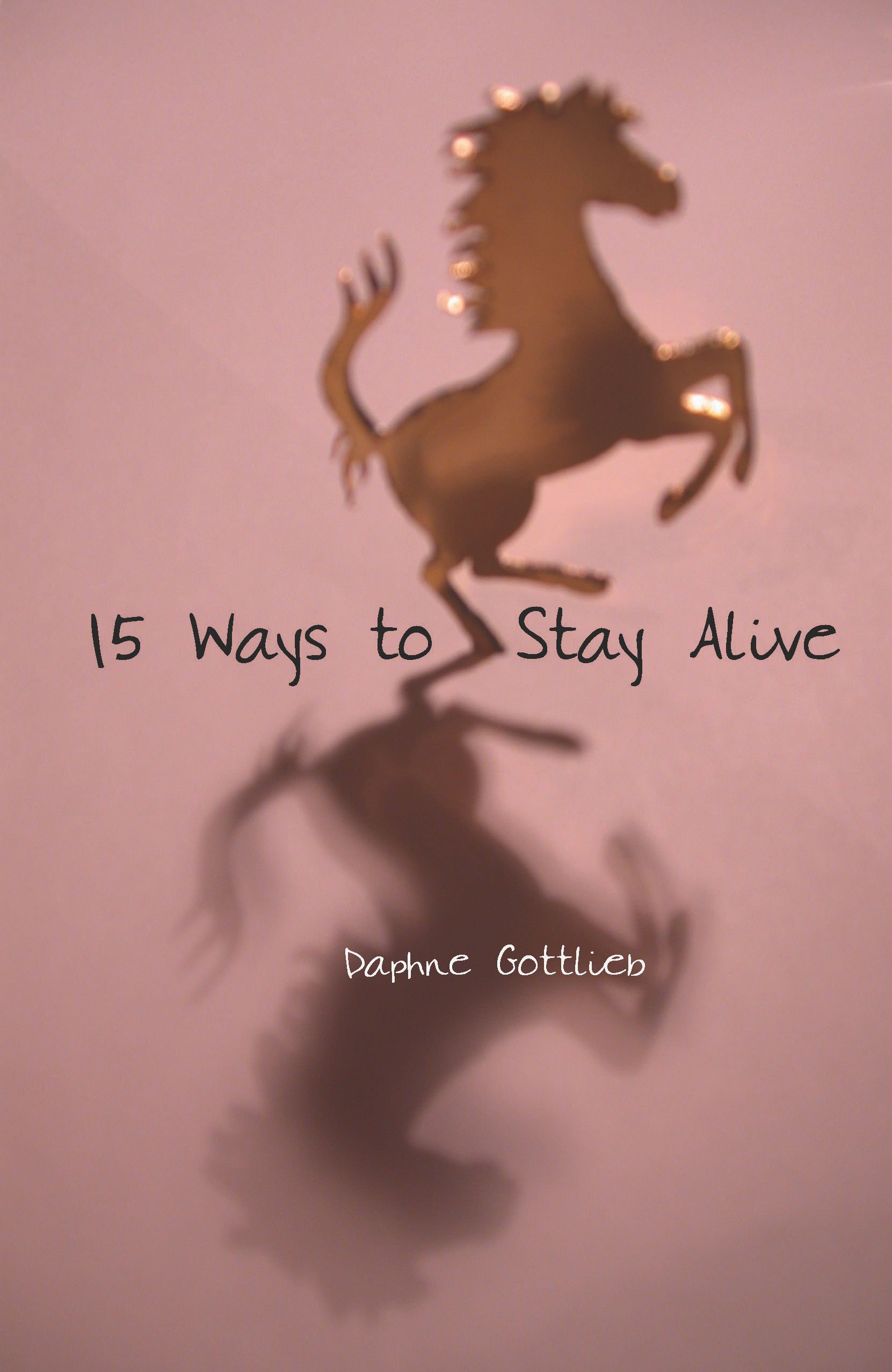 15 Ways to Stay Alive ebook