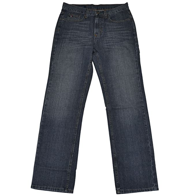 Tommy Hilfiger Mens Tommy Fit Jeans