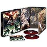Ataque A Los Titanes Temporada 2. Episodios 1 A 12. Edición Coleccionista Blu-Ray [Blu-ray]