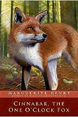 Cinnabar, the One O'Clock Fox Kindle Edition