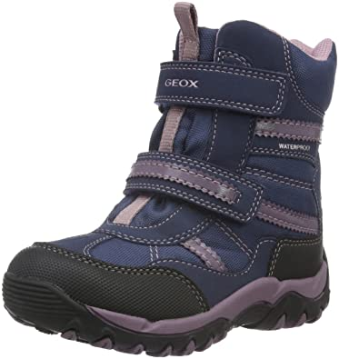 cheap for discount f6399 f7eed Geox Stiefel Mädchen, Farbe Blau, Marke, Modell Stiefel ...