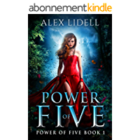 Power of Five: Reverse Harem Fantasy, Book 1 (English Edition)