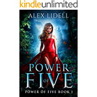 Power of Five: Reverse Harem Fantasy, Book 1