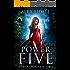 Power of Five: Reverse Harem Fantasy, Book 1