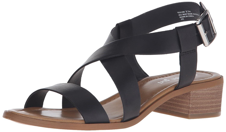 1e37b21f52fdcc Madden Girl Women s Tulum Gladiator Sandal