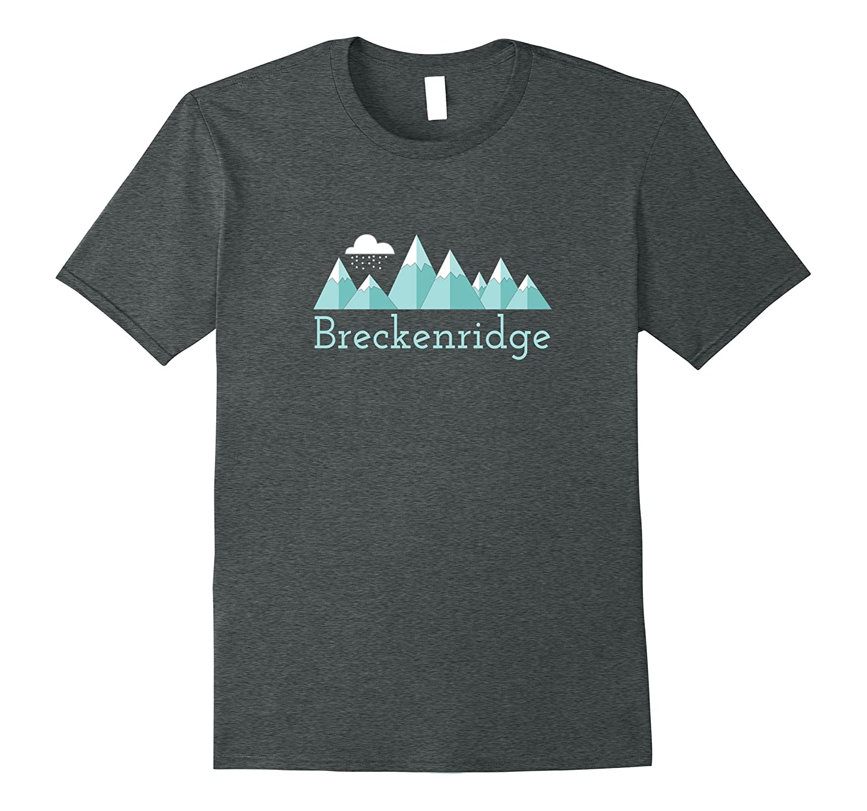 Mens Mountain Snow Storm Breckenridge-Teesml