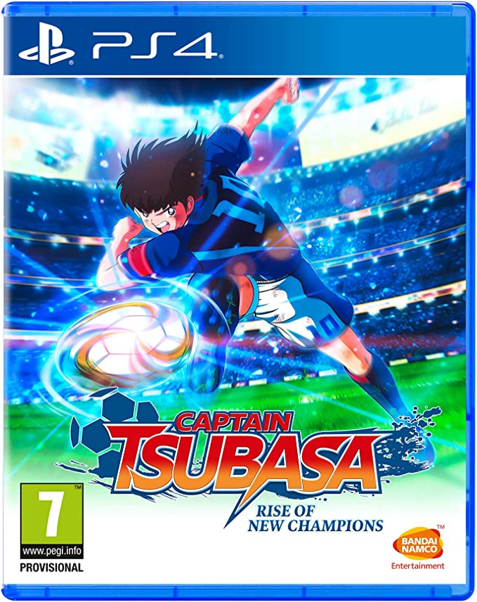 Captain Tsubasa: Rise Of New Champions: Amazon.es: Videojuegos