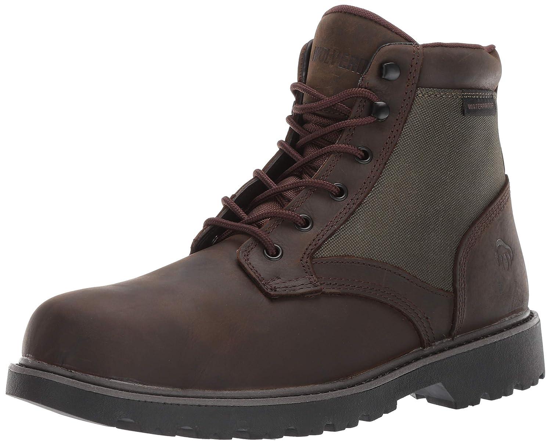 Wolverine Mens Field Boot Industrial Shoe