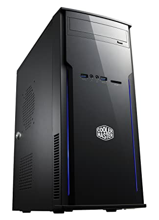 Cooler Master Elite 241 Mini-Tower 300W Negro Carcasa de ...