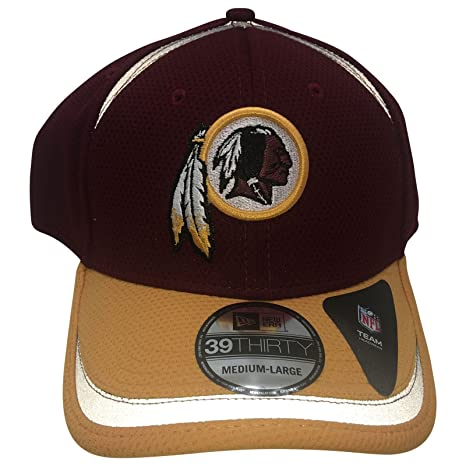 Image Unavailable. Image not available for. Color  New Era NFL Washington  Redskins 39THIRTY Hat ... ef7895c703e2