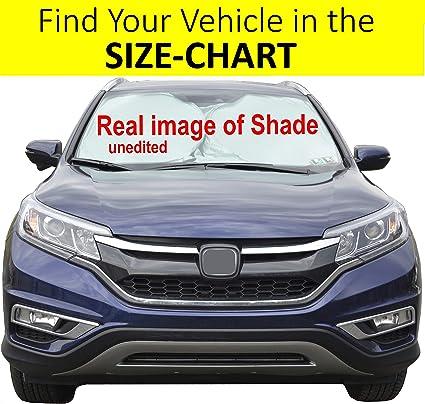 dodge truck fiat auto car sun shade protector truck logo windshield window new
