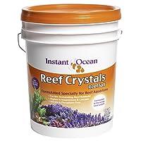 Deals on 160-Gallon Instant Ocean Reef Crystals Reef Salt for Aquariums