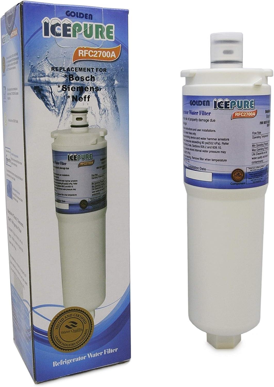 Icepure Damixa Aquaflow af517 (TM) Compatible cartucho de filtro ...