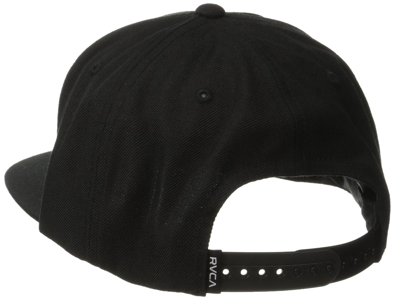 35e0f2a8ecc Amazon.com  RVCA Men s VA Snapback II Hat