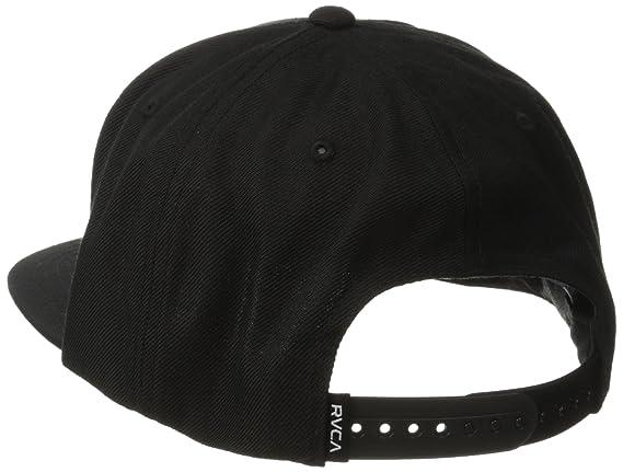Amazon.com  RVCA Men s VA Snapback II Hat 6c7d48a4a601