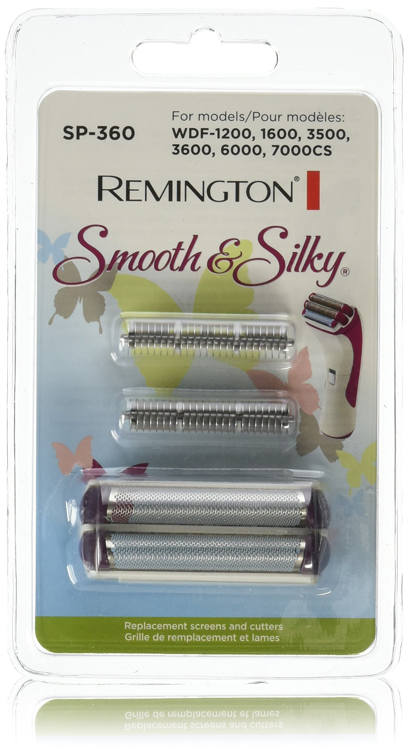 Amazon Com Remington Wdf 3600 Smooth Amp Silky Women S