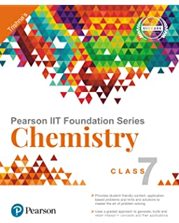 Buy Pearson Iit Foundation Maths Class 7 Book Online At Low Prices